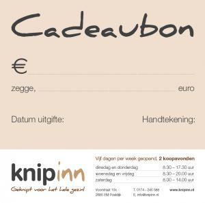 CadeaubonKnipinn