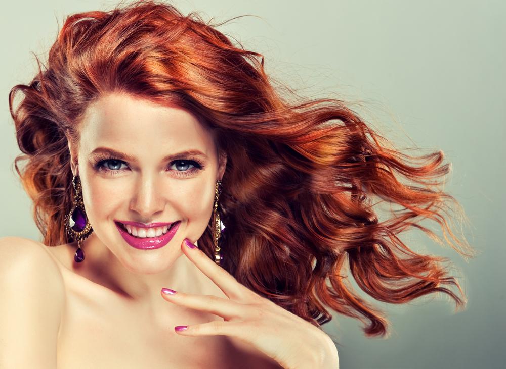 Knipinn haarkleuring